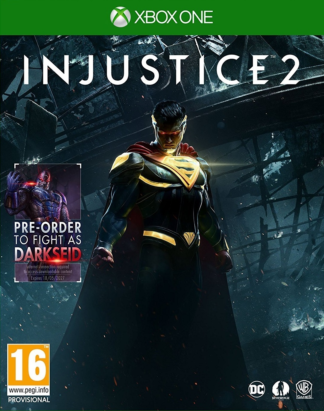Injustice 2 – Day One Edition