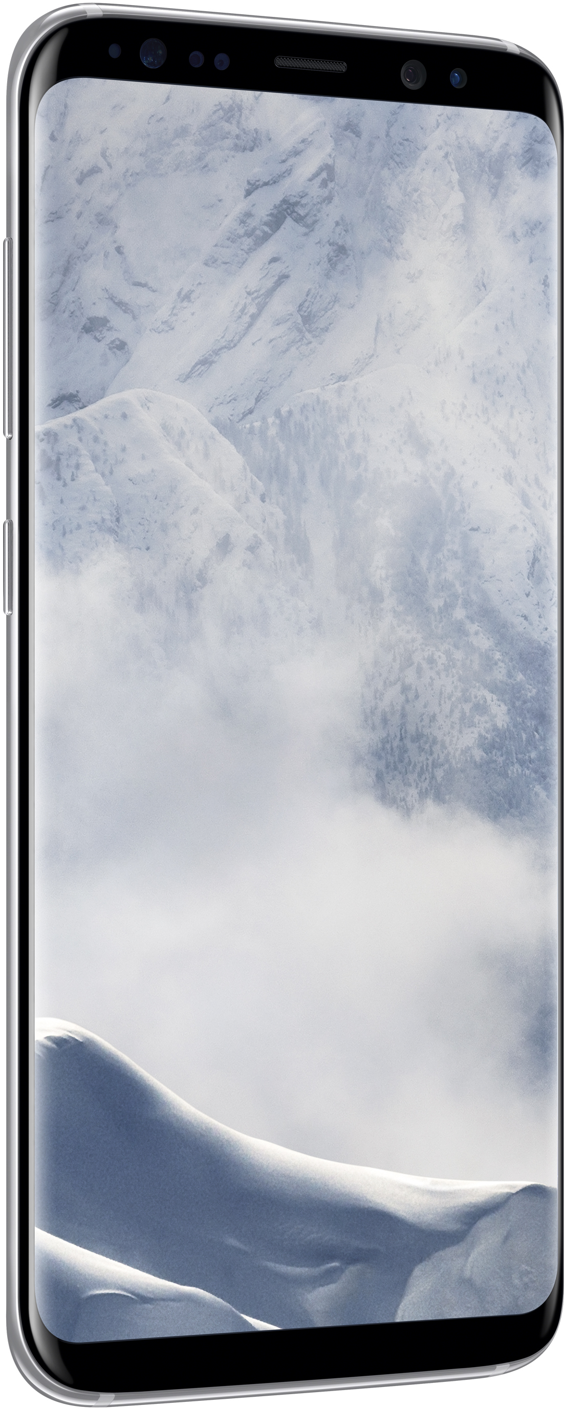 Galaxy S8, 64GB, Arctic Silver