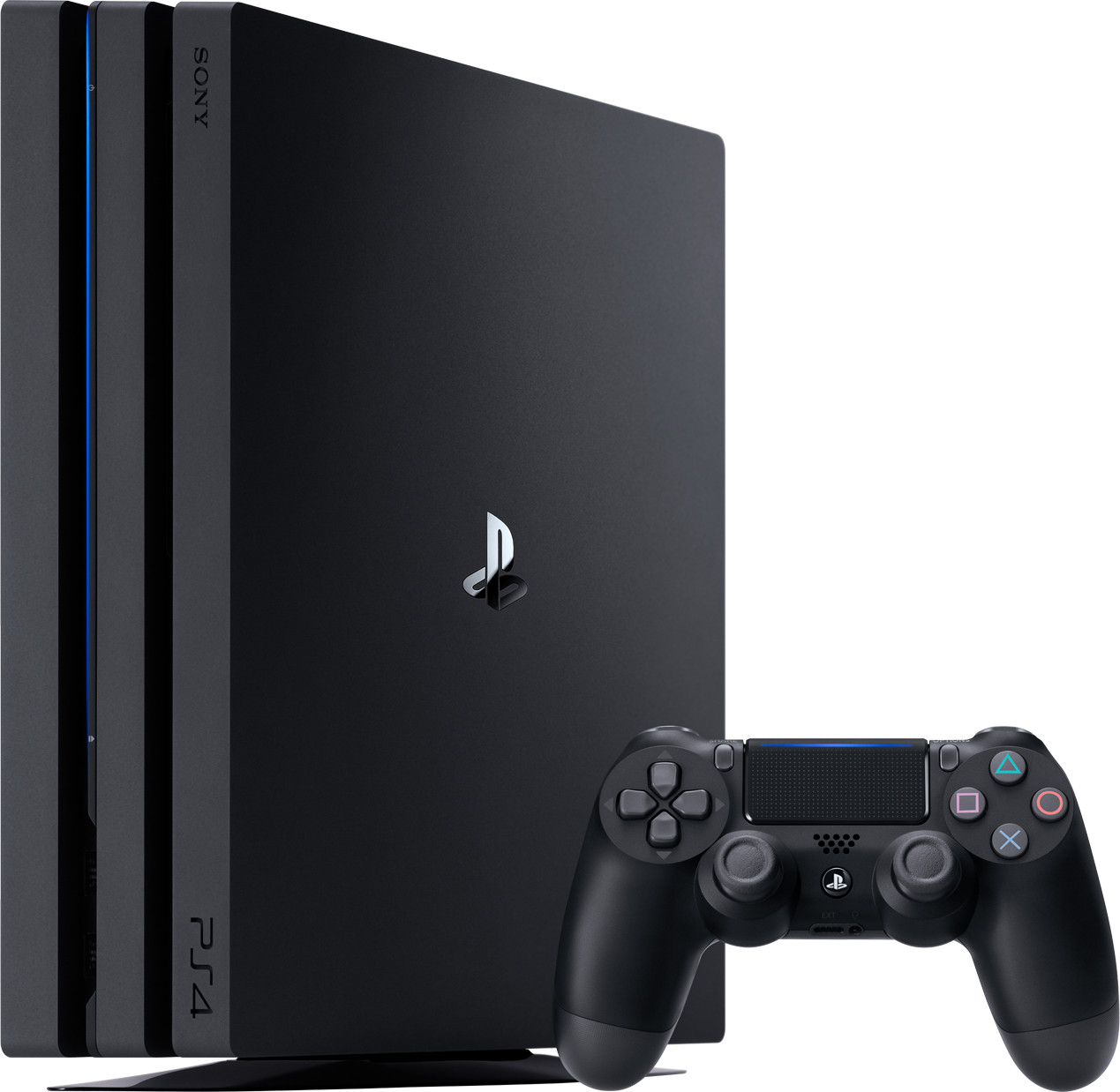 PlayStation 4 Pro (2TB, Jet Black)