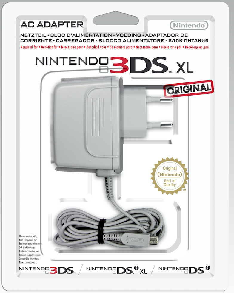 Power Supply for N3DS / 3DS