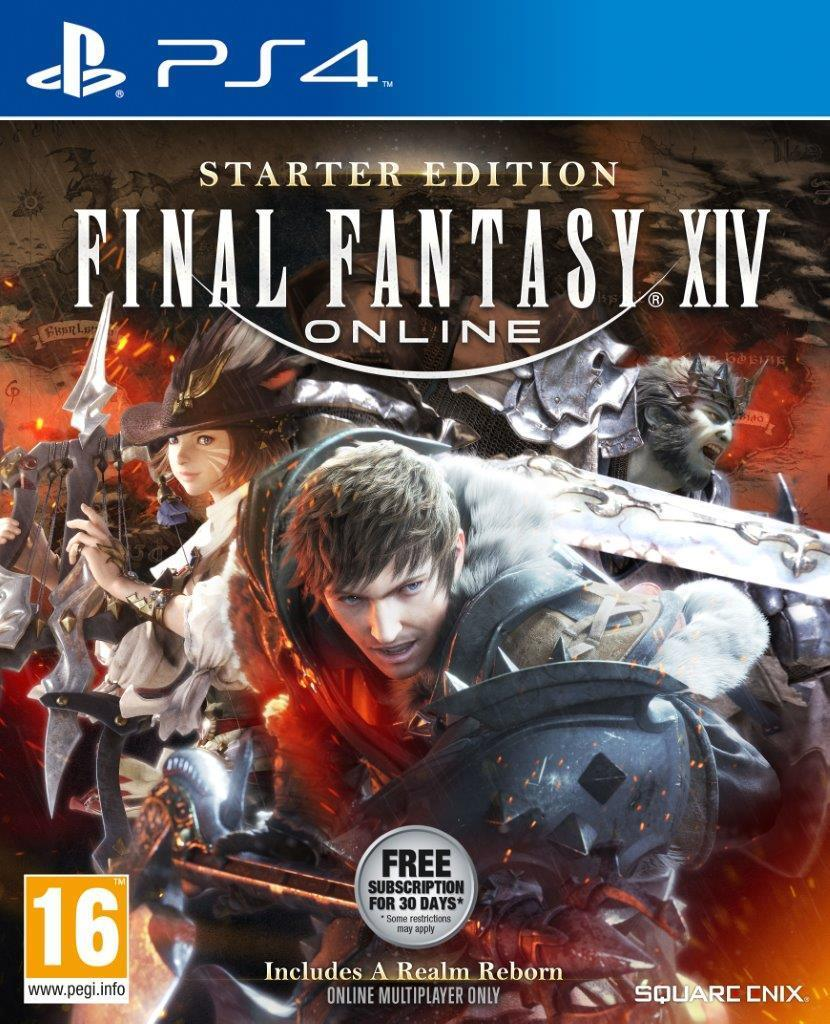 Final Fantasy XlV (14) Online – Starter Edition