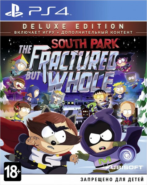 South Park: The Fractured but Whole – Deluxe Edition