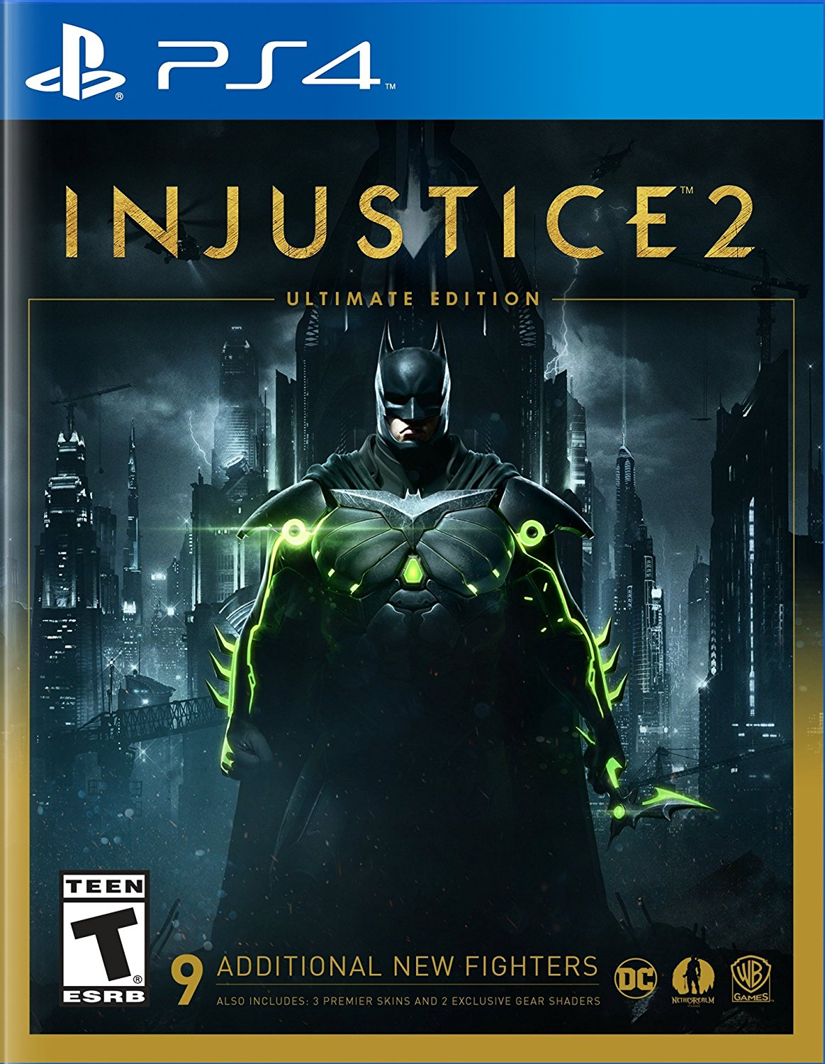 Injustice 2 – Steelbook Edition