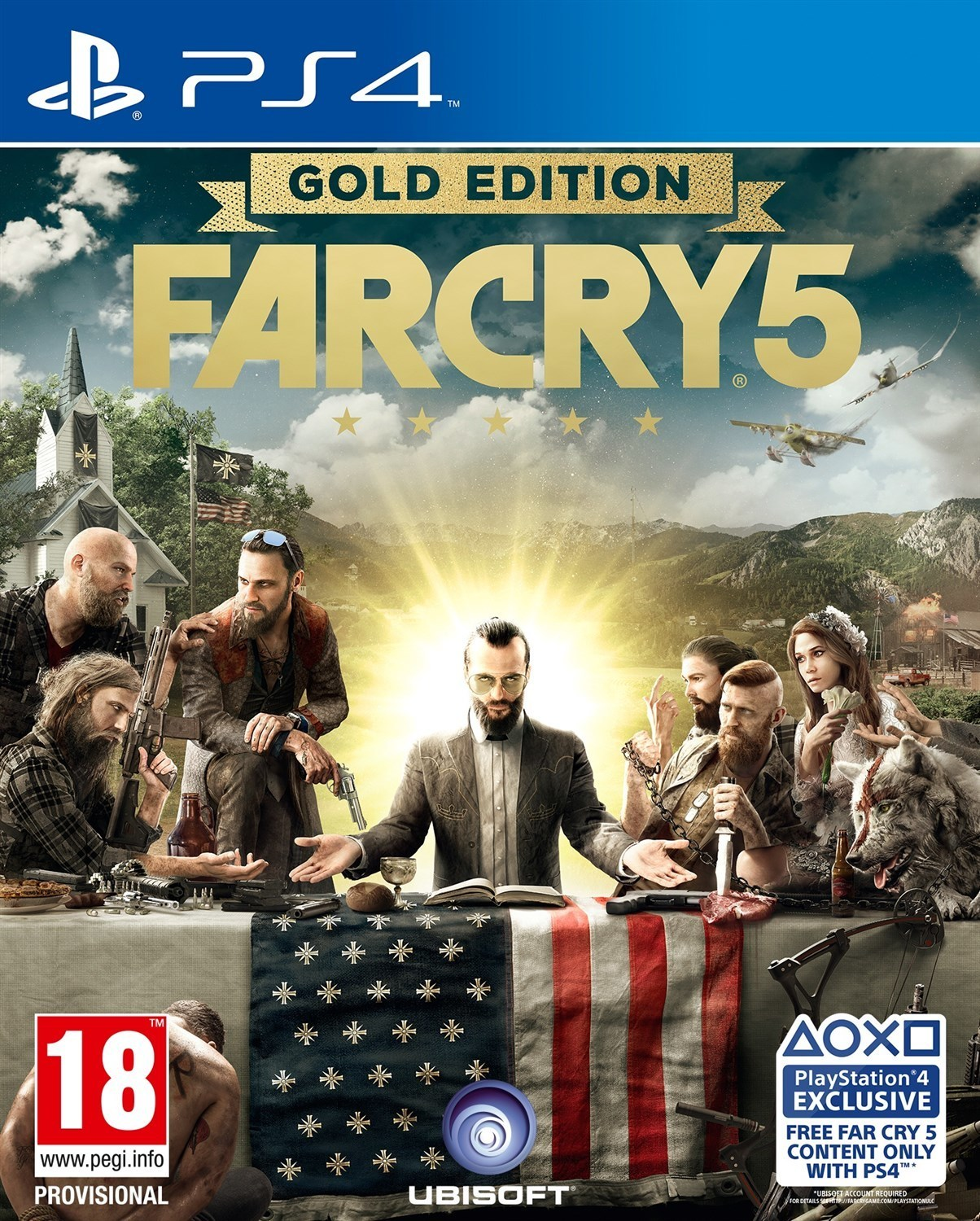 Far Cry 5 – Gold Edition (ENG)