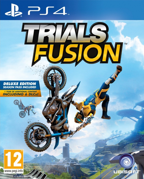Trials Fusion – Deluxe Edition