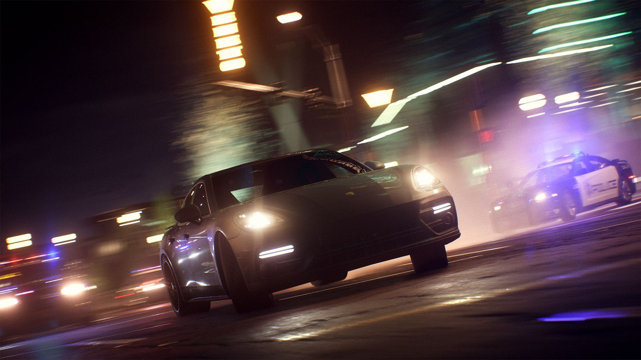 Need For Speed (NFS): Payback