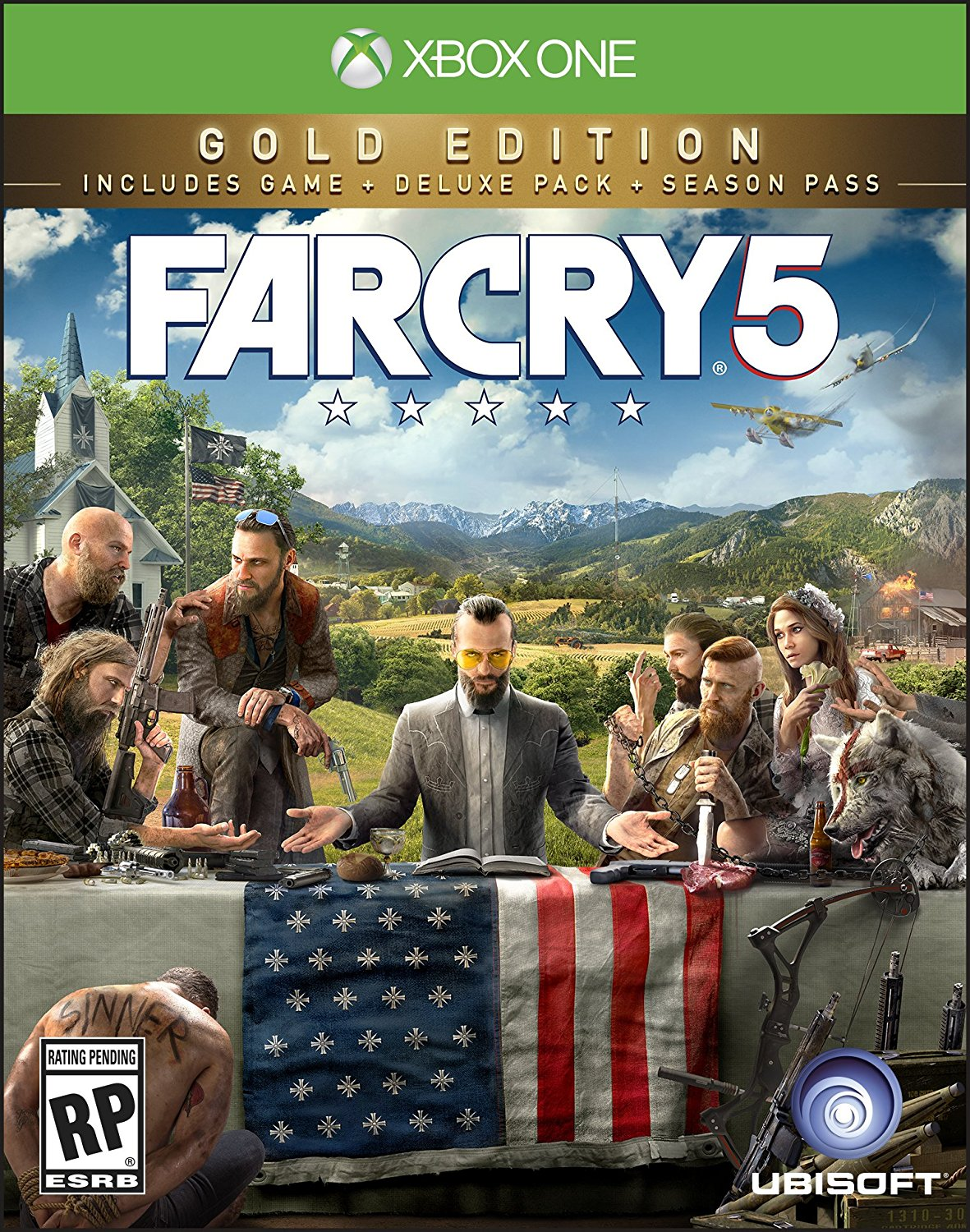 Far Cry 5 – Steelbook Edition