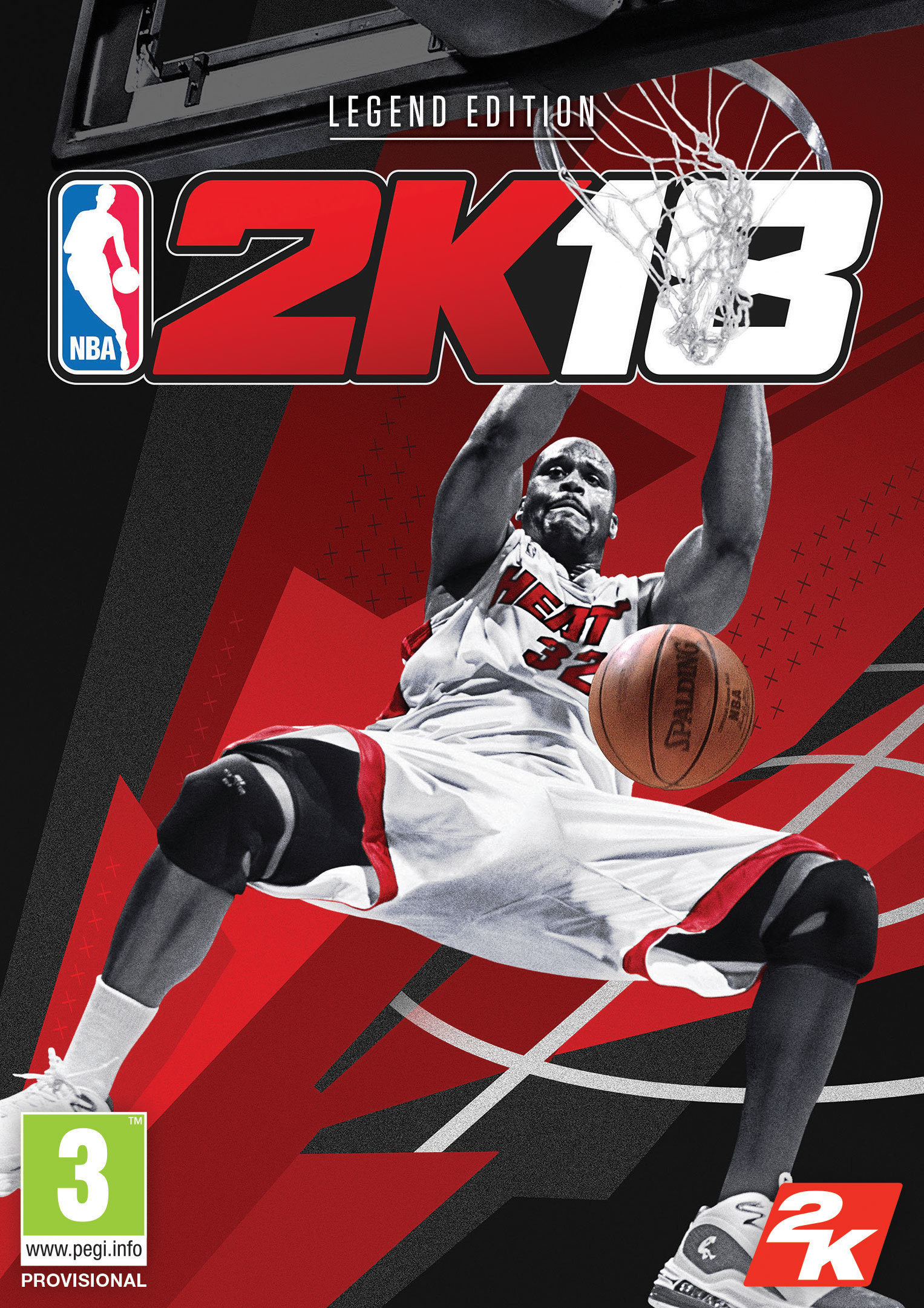 NBA 2K18 – Legend Edition