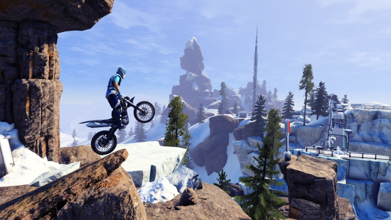 Trials Fusion: The Awesome – Max Edition