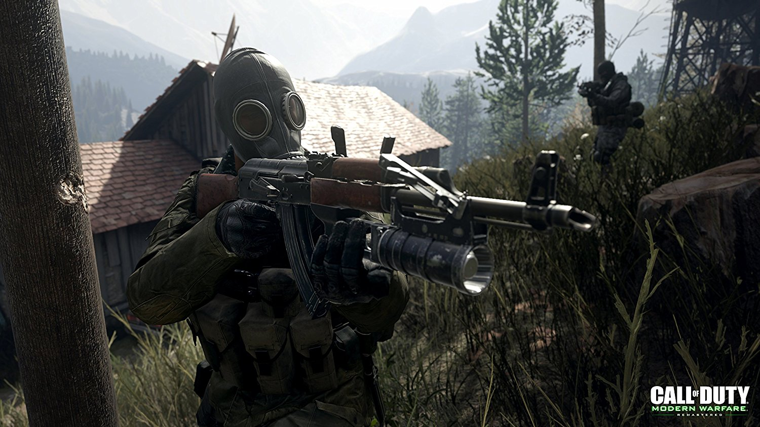 Call of Duty: Modern Warfare – Remastered (ENG)