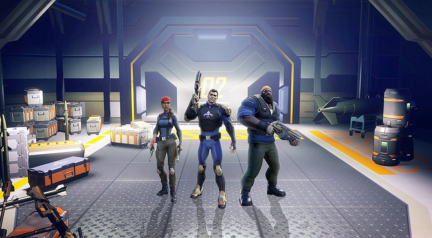 Agents of Mayhem – Day One Edition