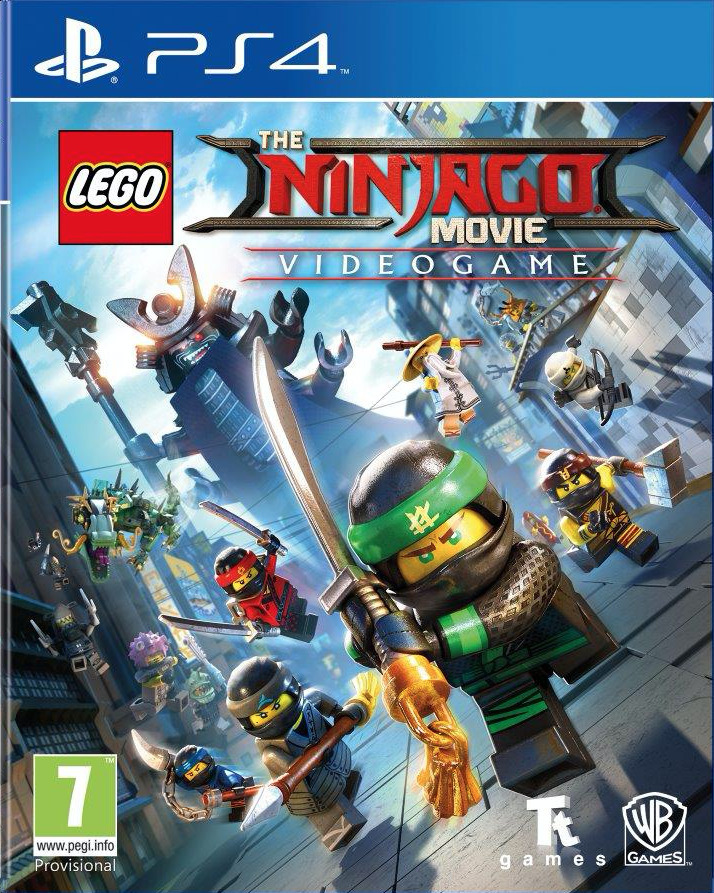 LEGO Ninjago Movie Game (Ниндзяго Фильм)