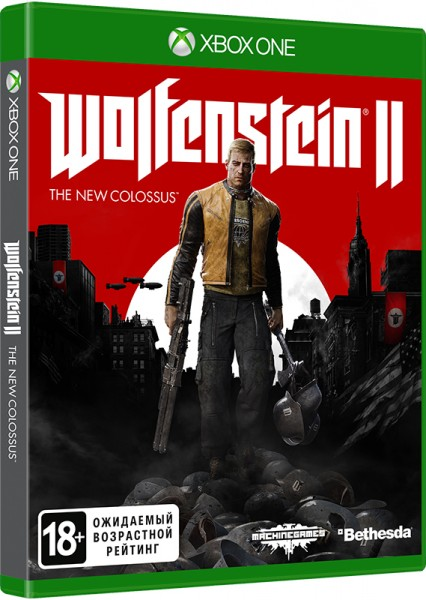 Wolfenstein II (2): The New Colossus