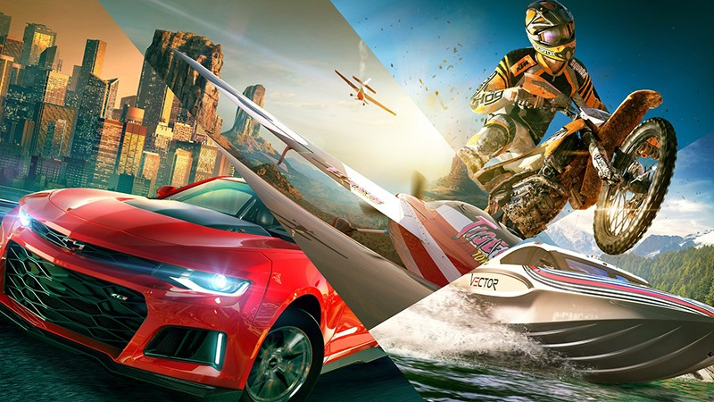 The Crew 2 – Deluxe Edition
