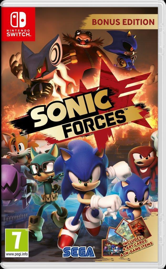 Sonic Forces – Bonus Edition