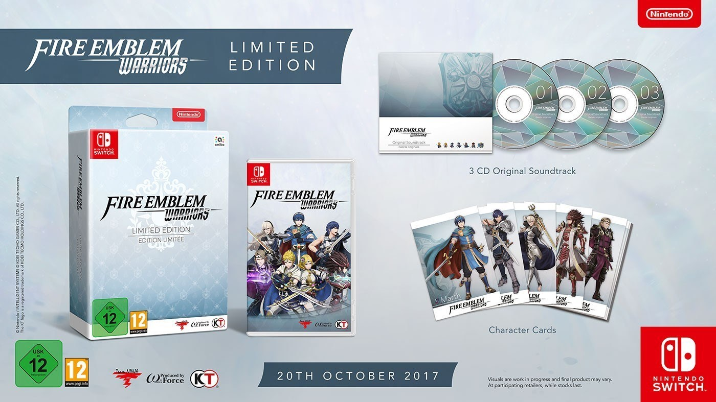 Fire Emblem Warriors – Collector's Edition