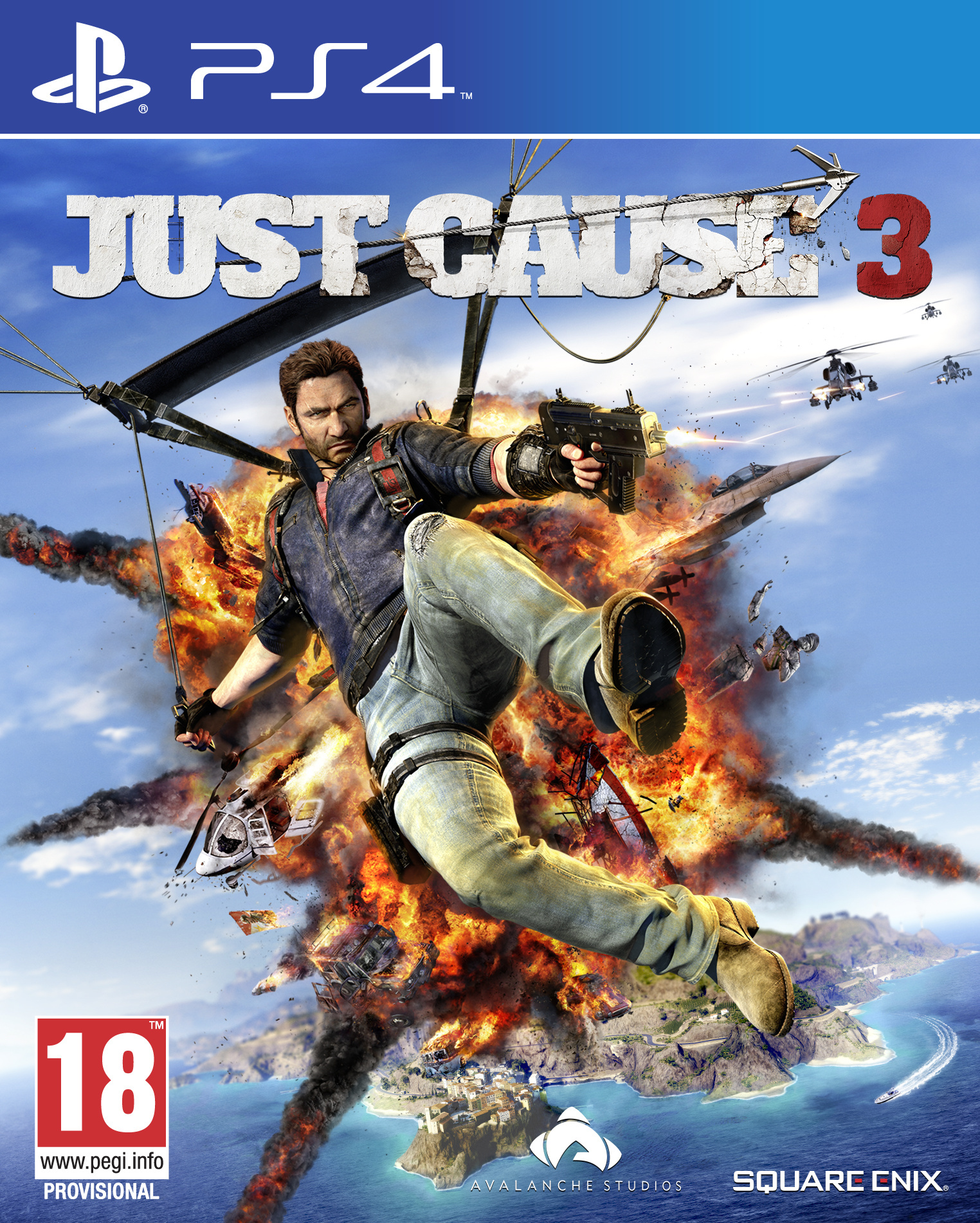 Just Cause 3 (ENG)