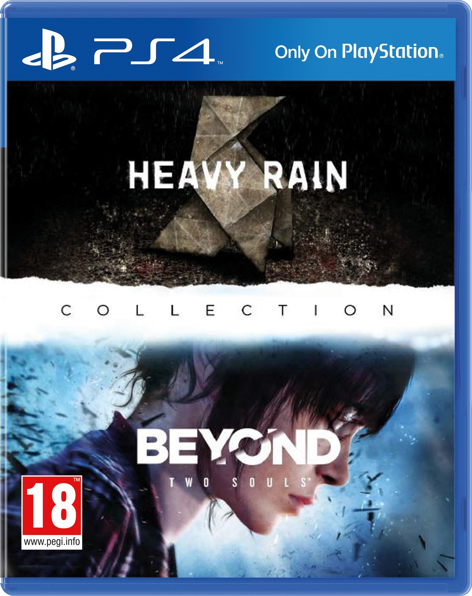 Heavy Rain & Beyond: Two Souls (За гранью: Две души) Collection (Коллекция) (ENG)