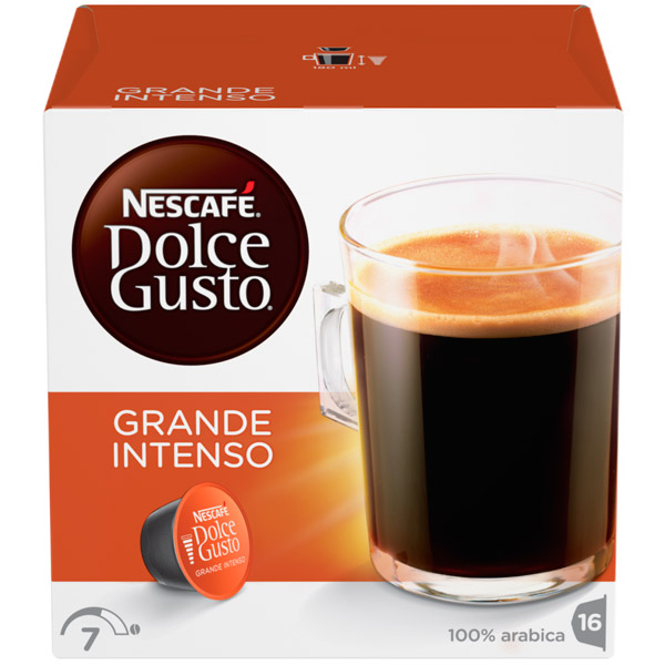 Dolce Gusto Grande Intenso (16 шт.)