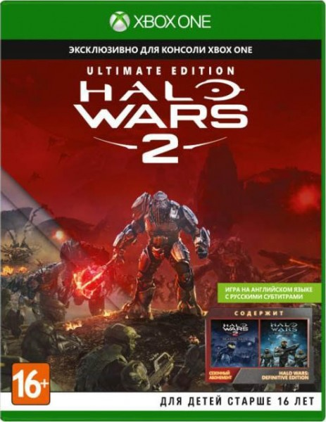Halo Wars 2 – Ultimate Edition