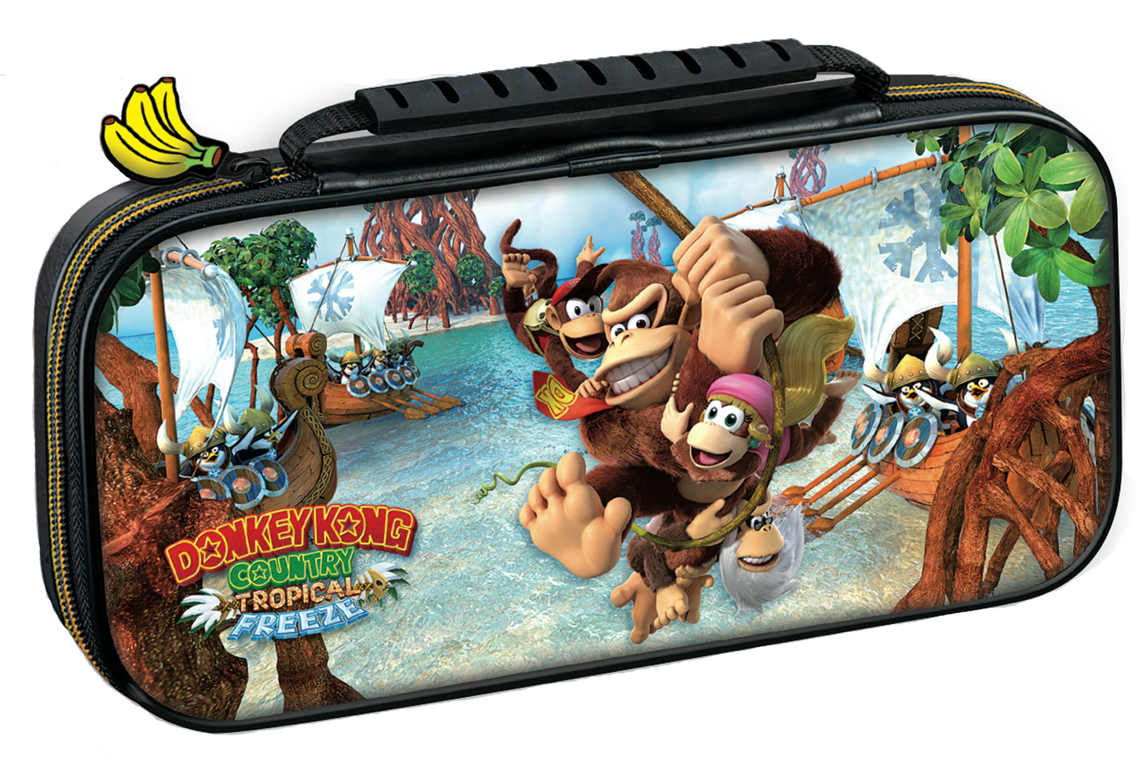 Deluxe Travel Case (Donkey Kong Edition)