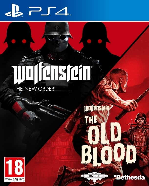 Wolfenstein: Double Pack