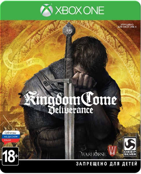 Kingdom Come: Deliverance – Steelbook Edition