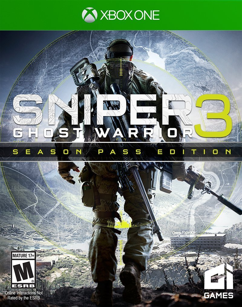 Sniper: Ghost Warrior 3 (Снайпер: Воин-призрак 3) – Season Pass Edition