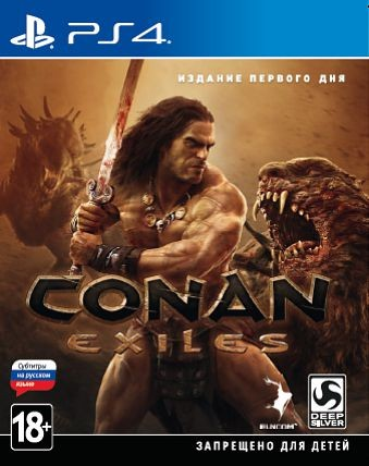 Conan Exiles – Day One Edition