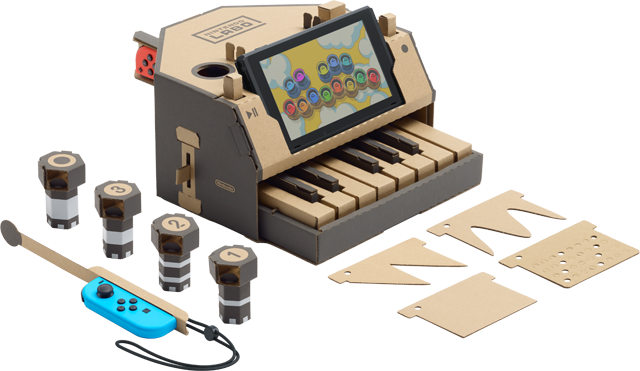 Labo Toy-Con 2 Robot Kit
