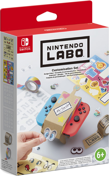 Labo Customisation Set