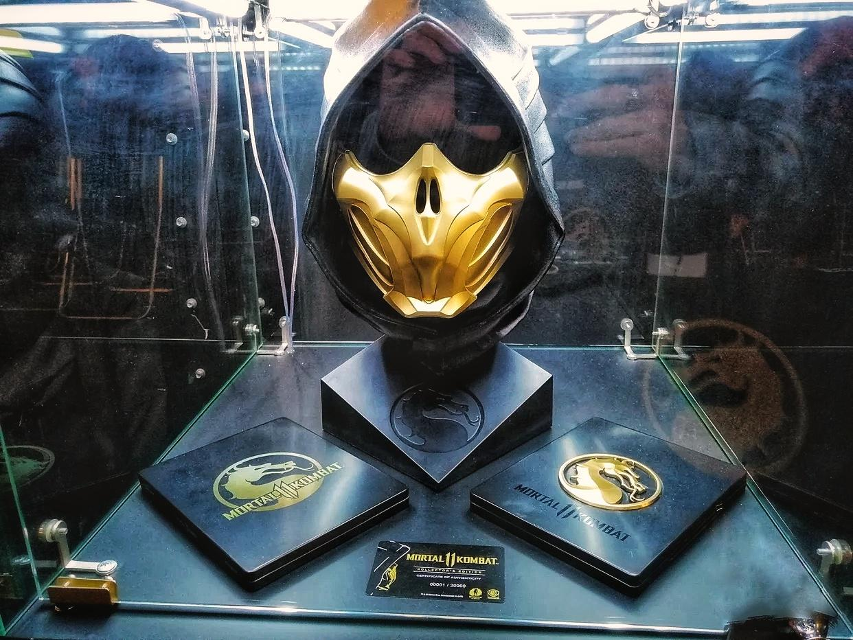 Mortal Kombat 11 – Collector's Edition