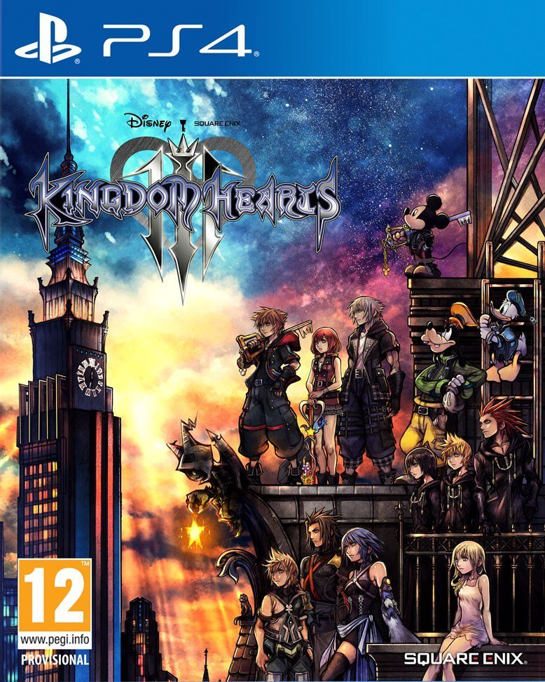 Kingdom Hearts III (3)