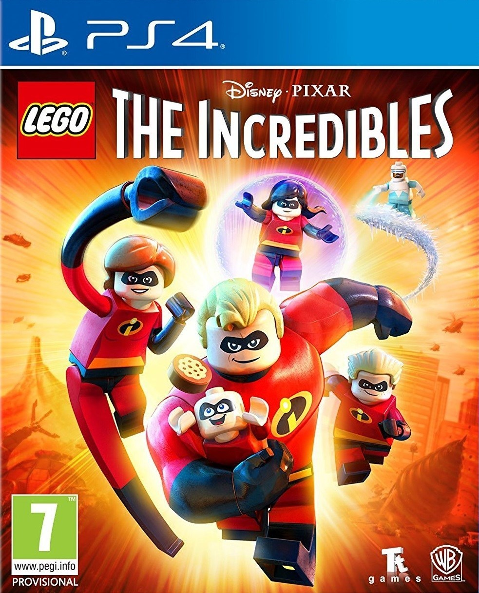 LEGO The Incredibles (Суперсемейка)