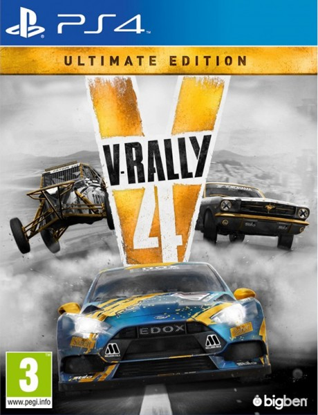 V-Rally 4 – Ultimate edition
