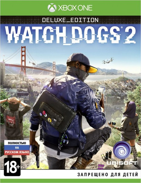 Watch Dogs 2 – Deluxe Edition