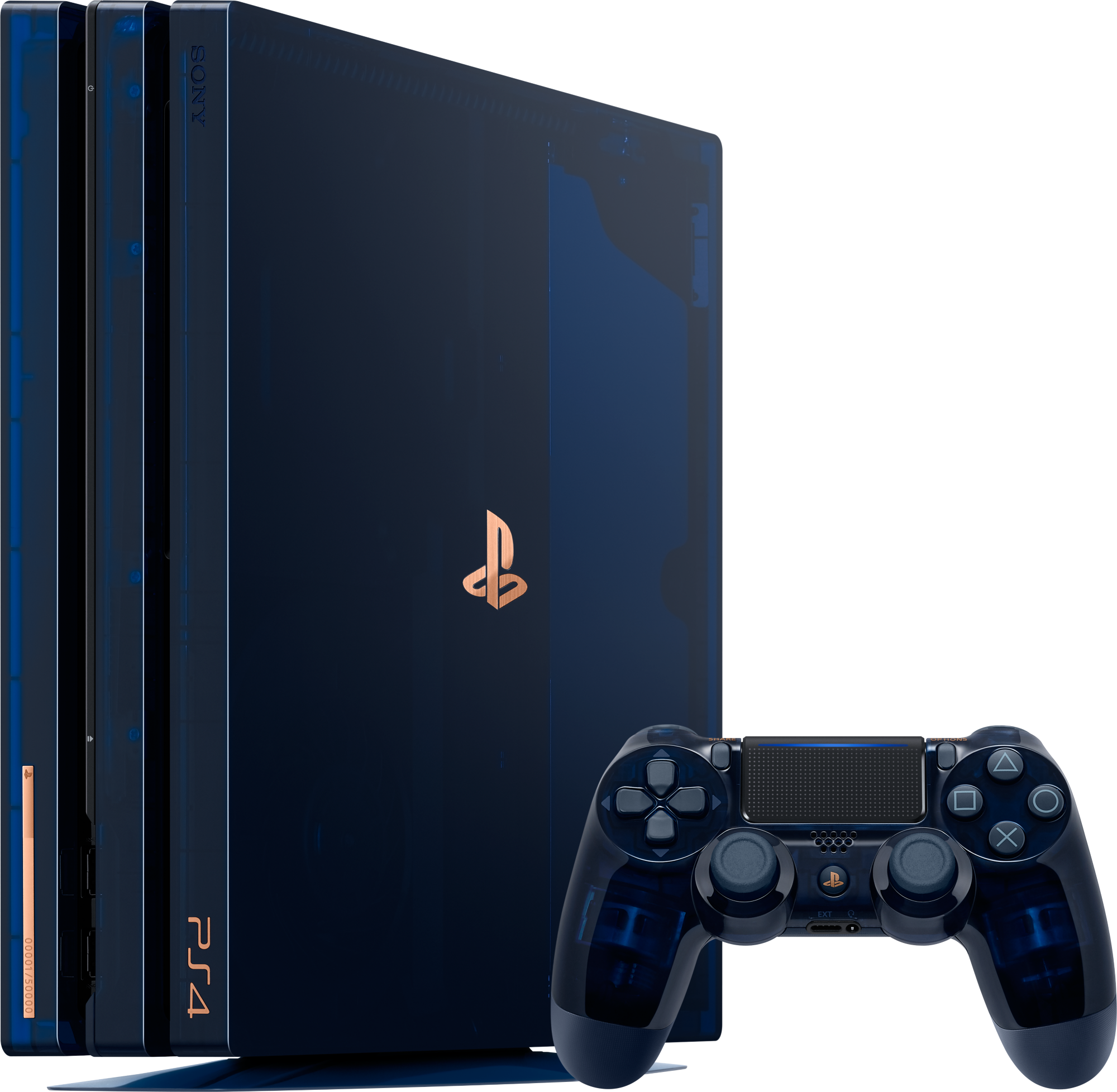 PlayStation 4 Pro (2TB, 500 Million Limited Edition)