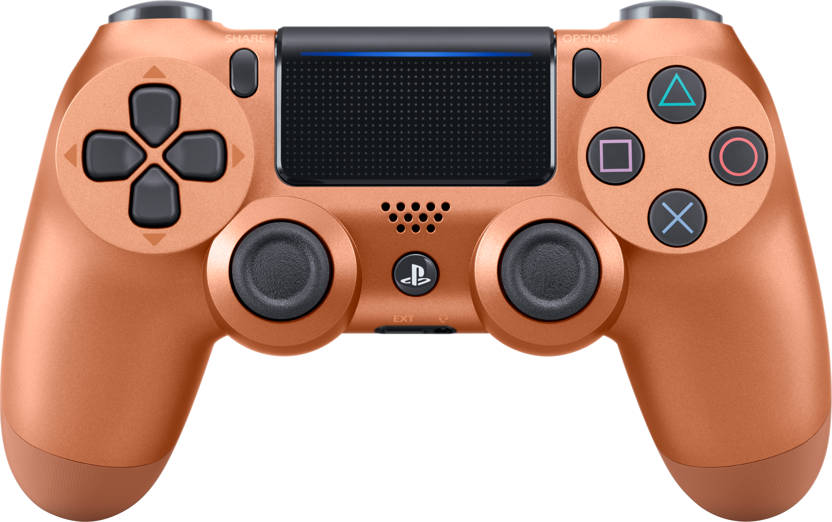 DualShock 4 v2 (Copper)