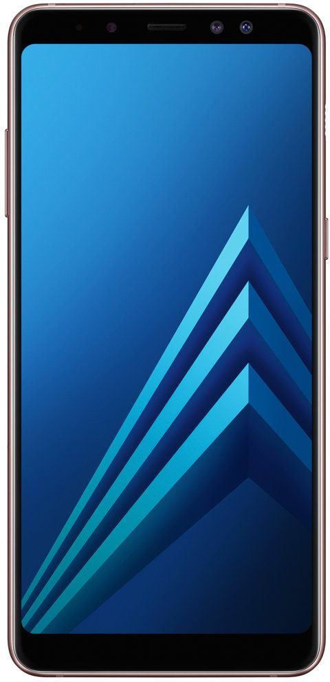 Galaxy A8 (32GB, Blue, 2018)