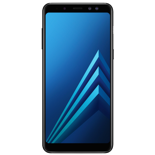 Galaxy A8+ (32GB, Black, 2018)