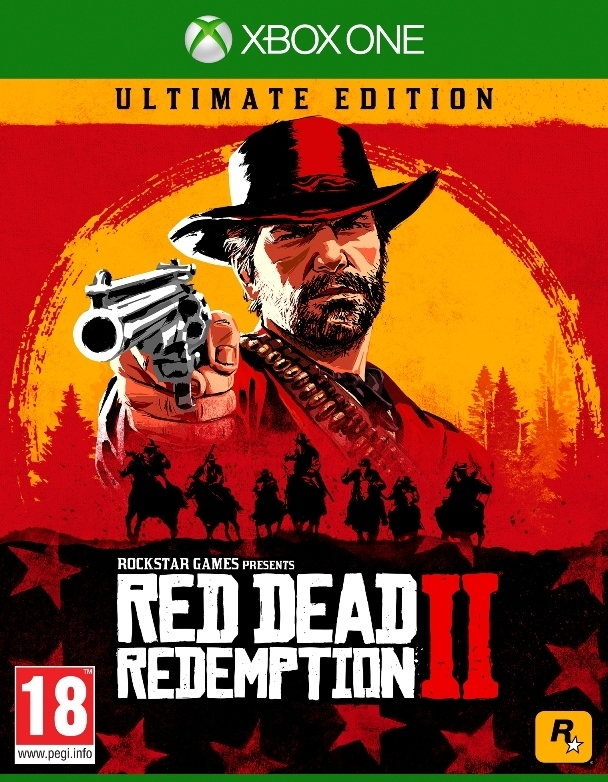 Red Dead Redemption 2 – Steelbook Edition / Ultimate Edition