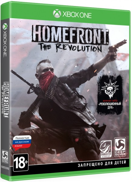 Homefront: The Revolution – Day One Edition