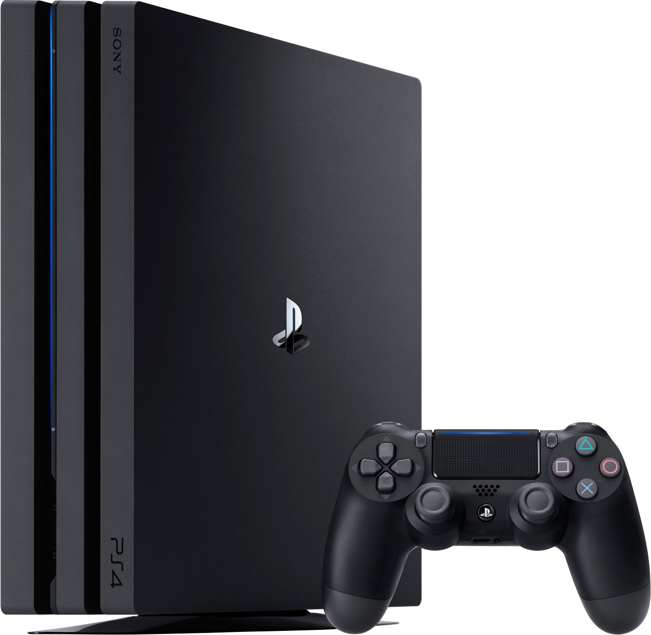 PlayStation 4 Pro (1TB, Jet Black)