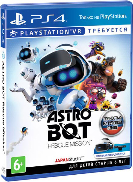 Astro Bot: Rescue Mission (Только для VR)