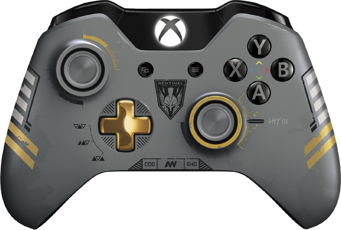 Xbox Wireless Controller v2 (Call of Duty: Advanced Warfare)