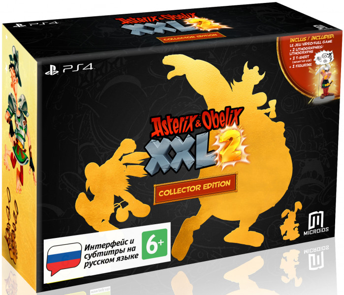 Asterix and Obelix XXL2 – Collector Edition