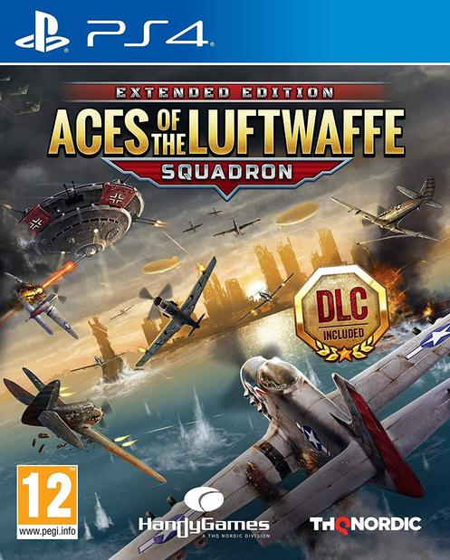 Aces of the Luftwaffe – Squadron Extended Edition