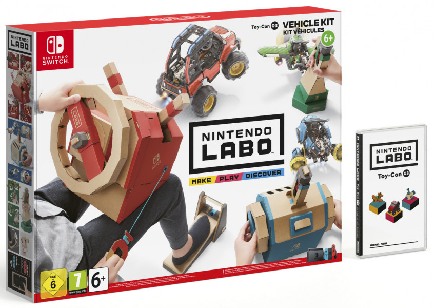 Labo Vehicle Kit