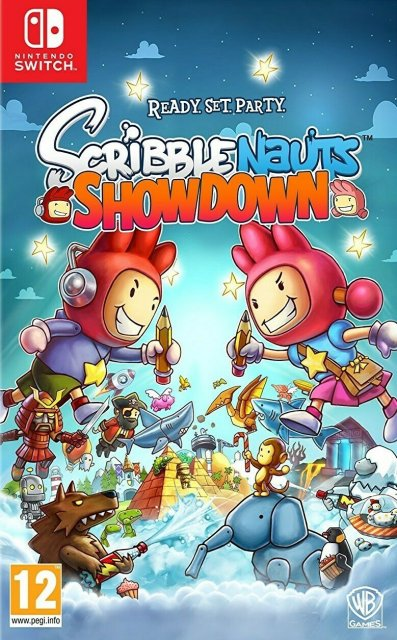 Scribblenauts – Showdown
