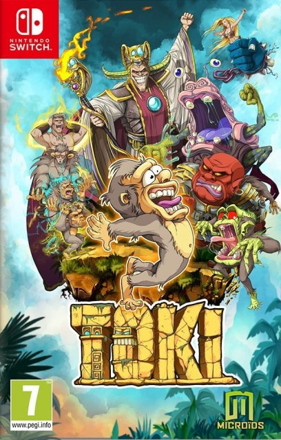 Toki Collectors Edition